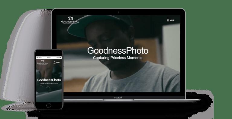 webdesign Goodness_Photo webdesign