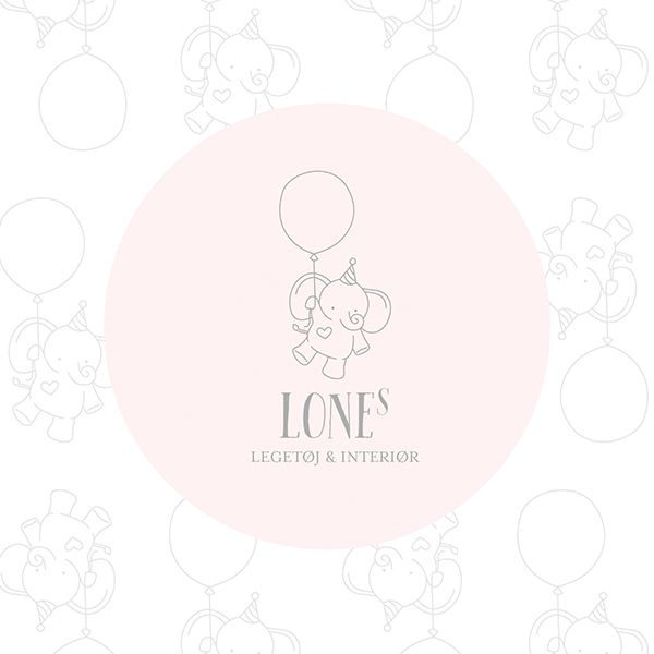 logodesign Loneslegetøj
