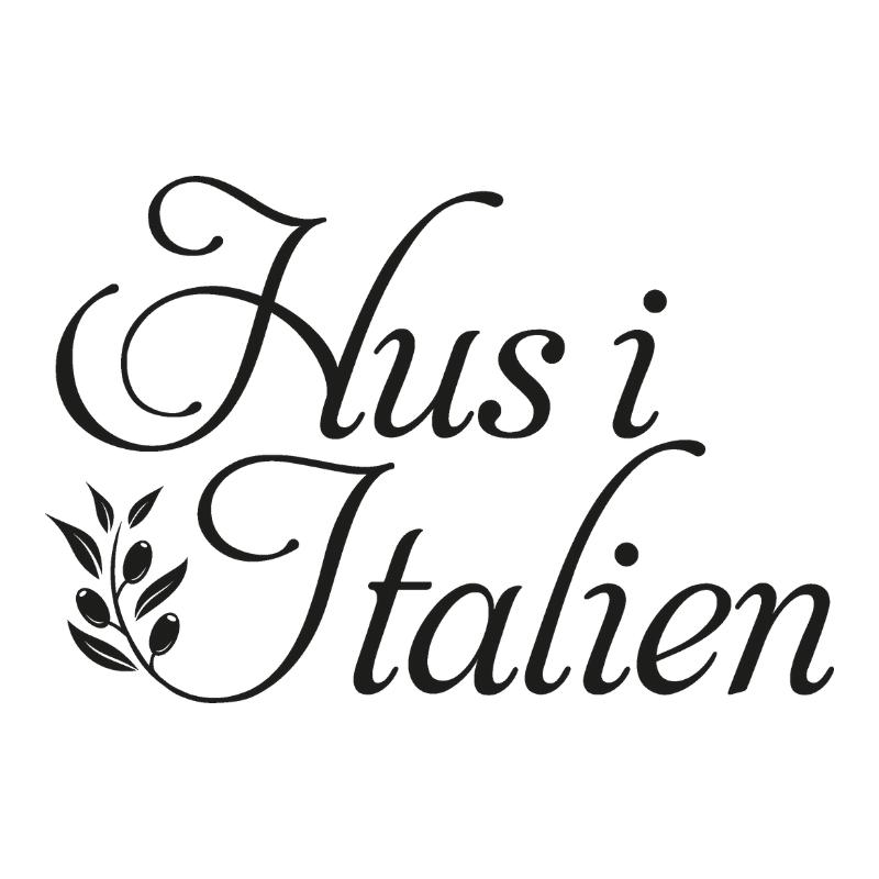 design af logo hus i italien