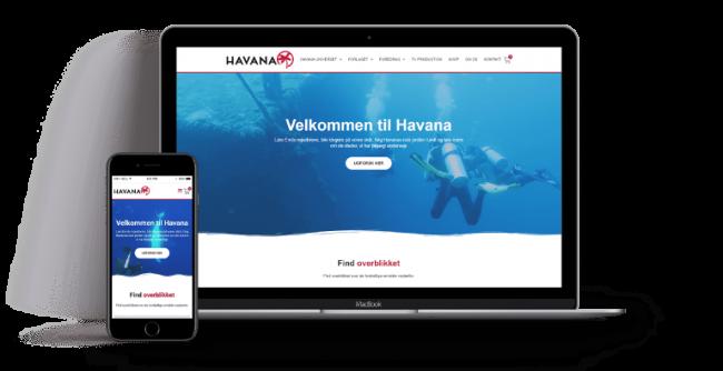 webdesign for Havana