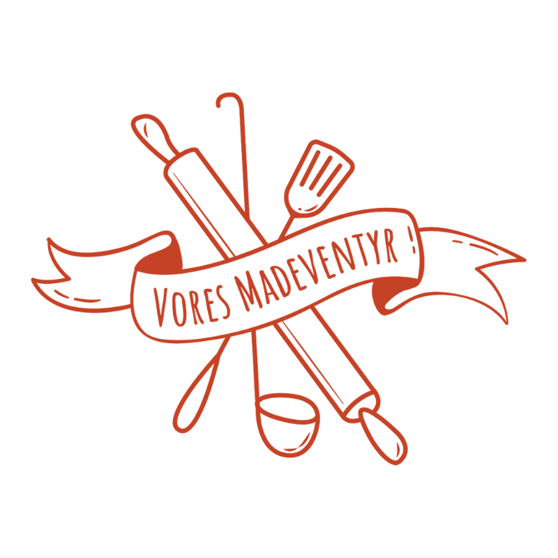 logo design vores madeventyr