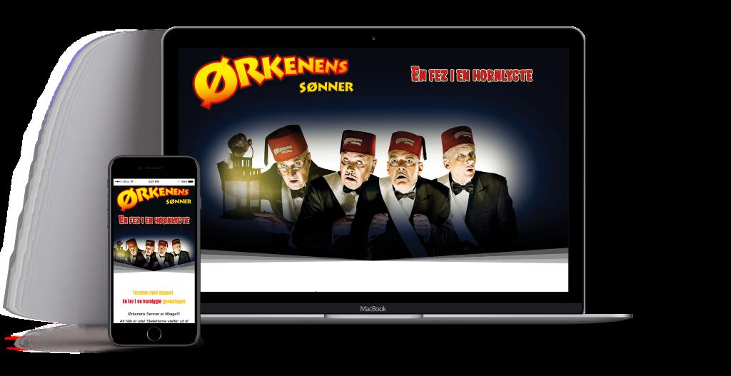 webdesigner wordpress OrkenensSonner