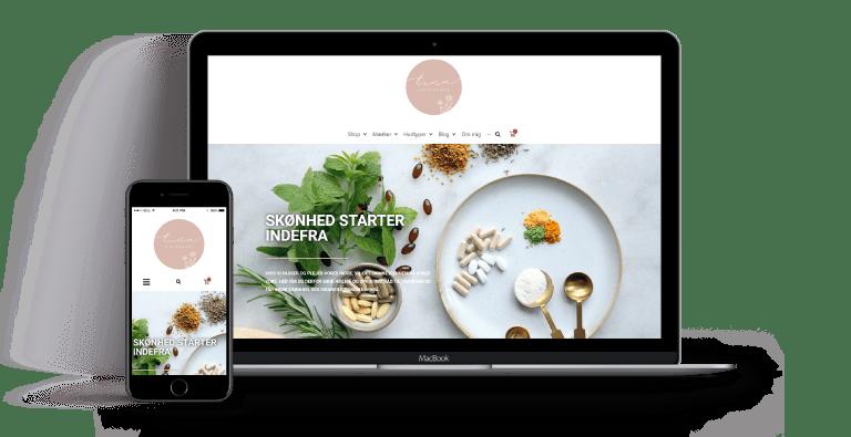 webdesign i woocommerce Tina_Lykkegaard